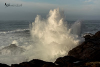Crashing Waves - Boiler Bay