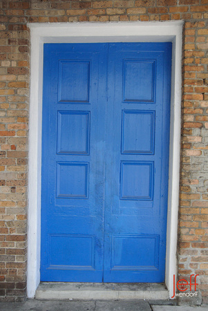 New Orleans - Blue Door
