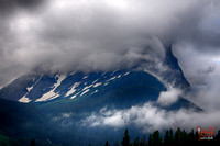 Stormy Peak - Glacier National Park