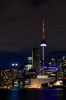 CN Tower at Twiight